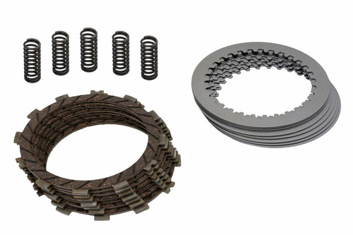 KAWASAKI KX 125 2003-2008 CLUTCH PLATES and SPRINGS KIT