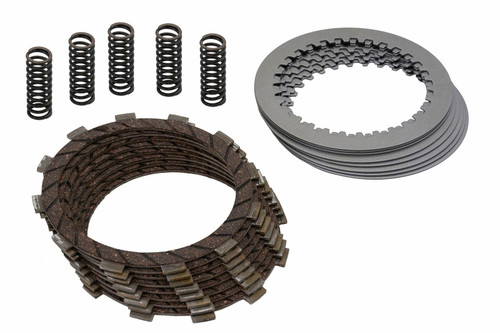 KAWASAKI KX 250 1992-2008 CLUTCH PLATES and SPRINGS KIT