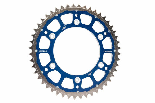 YAMAHA YZ 125 250 YZF WRF 250 426 450 1999-2020 FACTORY REAR SPROCKET 51T