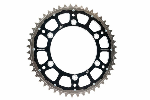 BETA 125 200 300 350 390 430 480 RR XTRAINER FACTORY REAR SPROCKET 49T Black