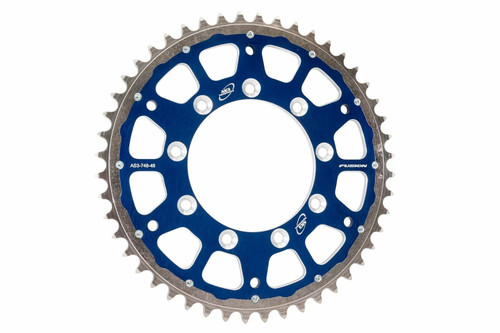 TM MX EN 125 144 250 300 450 530 1990-2020 FACTORY REAR SPROCKET 48T