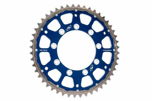 TM MX EN 125 144 250 300 450 530 1990-2020 FACTORY REAR SPROCKET 48T
