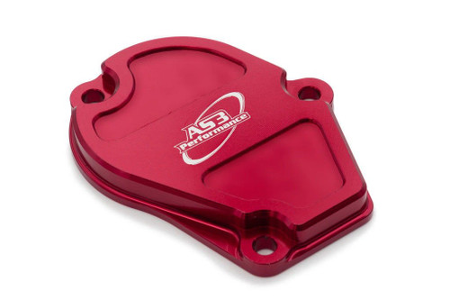 RIEJU MR 300 2021 AS3 PERFORMANCE POWER VALVE CONTROL COVER RED