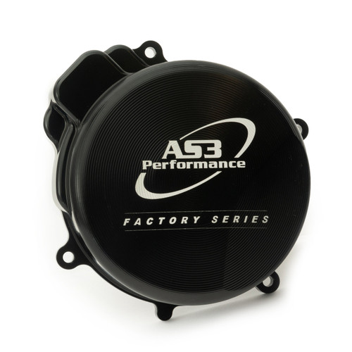 KTM 250 300 EXC 2004-2007 AS3 FACTORY SERIES HARD ANODISED IGNITION COVER