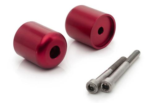 SUZUKI GSXR 750 1988-1995 GSXR 1100 1989-1992 GSX 1100 F 1987-1996 RGV 250 AS3 BAR END WEIGHTS RED