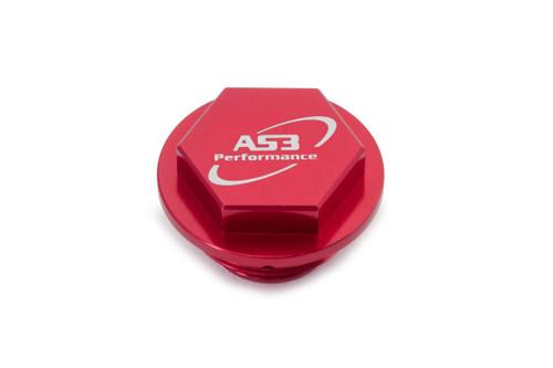 GAS GAS MC EX 125 250 300 350 450 2021-2022 AS3 REAR BRAKE RESERVOIR COVER RED