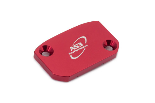 GAS GAS MC EX 125 250 300 350 450 2021-2022 AS3 CLUTCH MASTER CYLINDER RESERVOIR COVER RED