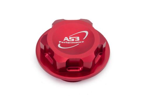 GAS GAS MC EC EX 125 250 300 350 450 2021-2022 AS3 PERFORMANCE STEM NUT RED