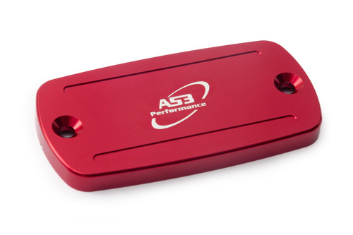 HONDA CRF 1000 1100 AFRICA TWIN 2016-2021 NC 700 750 2012-2021 AS3 FRONT BRAKE RESERVOIR COVER RED