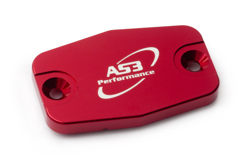 GAS GAS EC 250 300 350 2021-2022 AS3 CLUTCH MASTER CYLINDER RESERVOIR COVER RED