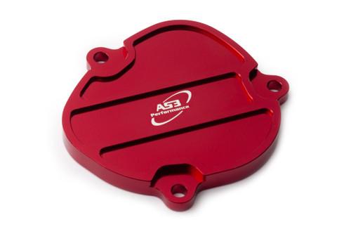 GAS GAS MC EC 250 300 EX 250 300 2021-2022 AS3 POWER VALVE CONTROL COVER RED