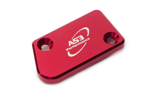 FANTIC XX 125 XE 125 XEF 250 2021 AS3 FRONT BRAKE RESERVOIR COVER RED