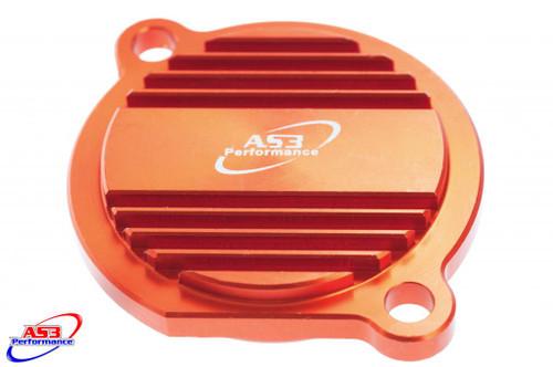 KTM 250 400 450 525 550 560 SX  EXC SXF EXC-F 99-15 CNC ALUMINIUM OIL FILTER CAP COVER