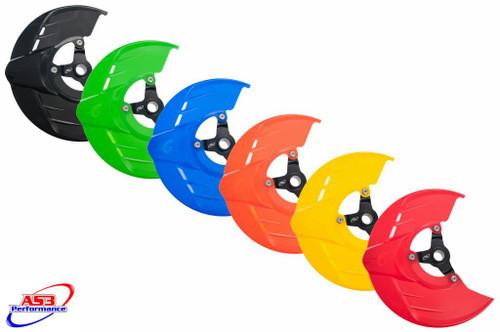 SUZUKI RMZ 250 2007-2020 RMZ 450 2007-2020 RMX 450 Z 2010-2019 FRONT BRAKE DISC GUARD