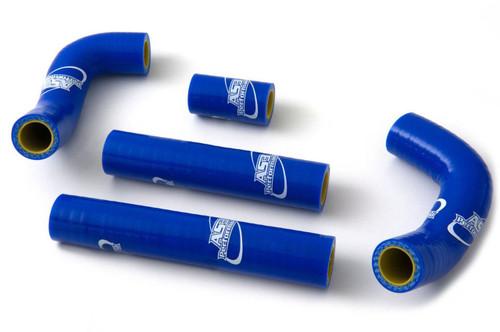 HUSABERG TE 250 300 310 2010-2014 HIGH PERFORMANCE SILICONE RADIATOR HOSES BLUE