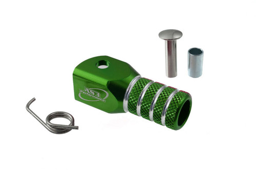 AS3 PERFORMANCE GEAR CHANGE LEVER SHIFTER REPLACEMENT TIP GREEN