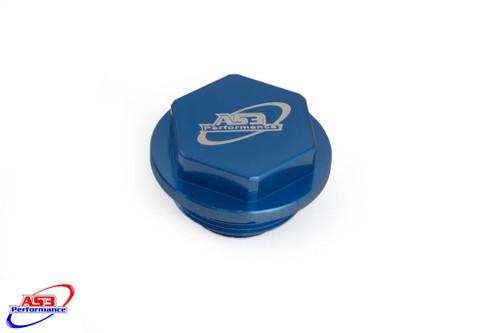 SHERCO SE SE-F 250 300 450 510 2011-2021 REAR BRAKE RESERVOIR COVER BLUE