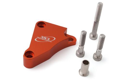 KTM 250 SXF SX-F 2007-2012 250 EXC-F 2008-2013 CNC ALUMINIUM CASE SAVER ORANGE
