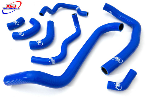 HONDA CBR 600 RR 2003-2004 HIGH PERFORMANCE SILICONE RADIATOR HOSES