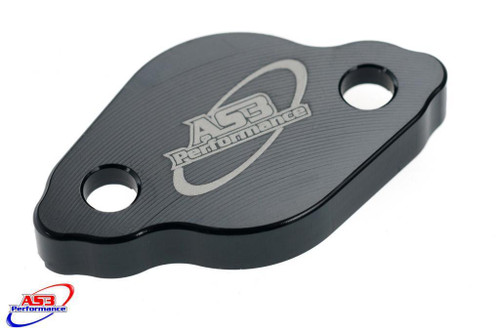 BETA 125 200 250 300 350 390 400 430 450 480 520 RR XTRAINER 2010-2020 REAR BRAKE RESERVOIR COVER BLACK