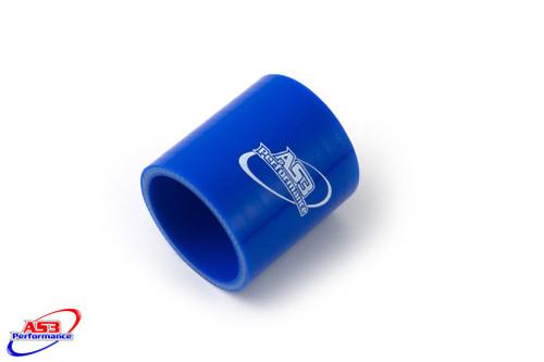 BETA REV 3 125 200 250 270 2000-2008 CARB TO AIR BOX FLEXIBLE SILICONE HOSE BLUE