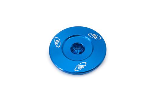 HONDA CRF 450 R RX 2017-2020 ALUMINIUM ENGINE TIMING PLUG BLUE