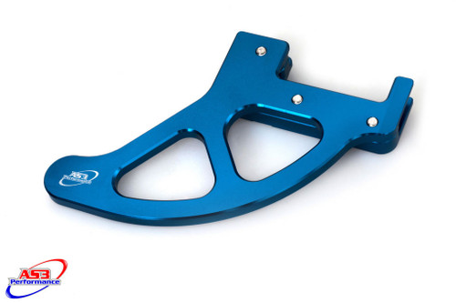 HUSQVARNA TE TX FE FX 125 250 300 350 450 501 2014-2017 TC FC FS 125 250 350 450 2014-2021 REAR BRAKE DISC GUARD BLUE