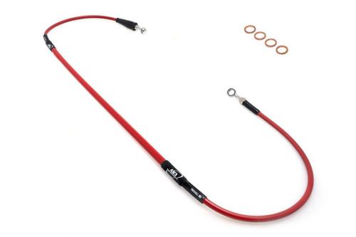 HUSQVARNA TC 511 11-12 TE 499 511 2011-2013 AS3 VENHILL FRONT BRAKE LINE HOSE RED
