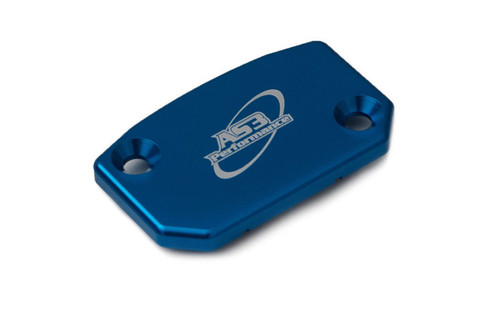 BETA 125 200 250 300 350 390 400 430 450 480 520 RR XTRAINER 2010-2020 CLUTCH RESERVOIR COVER BLUE