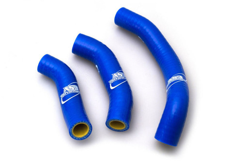 HUSQVARNA FC 450 2016-2018 FX 450 2017-2018 HIGH PERFORMANCE SILICONE RADIATOR HOSES BLUE