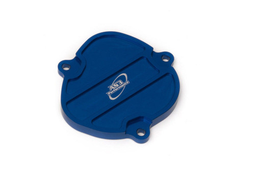 HUSQVARNA TC TE TX 250 300 2014-2020 POWER VALVE CONTROL COVER BLUE