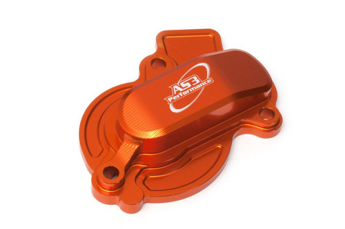 KTM 450 SXF 2016-2020 450 500 EXC 2017-2020 WATER PUMP COVER ORANGE