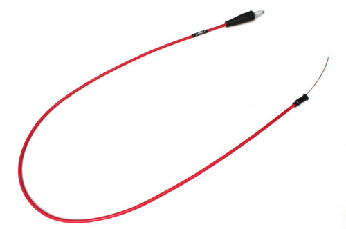 HONDA CR 125 1986-1989 AS3 VENHILL FEATHERLIGHT THROTTLE CABLE RED