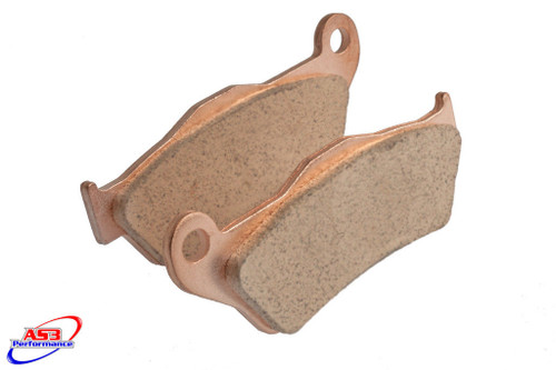 GAS GAS EC MC 125 95-18 200 250 300 95-99 AS3 FACTORY SINTERED FRONT BRAKE PADS