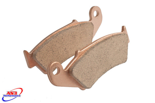 BIMOTA BBX 300 508 2012-2017 AS3 RACING SINTERED FRONT BRAKE PADS
