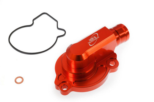 KTM 125 150 SX 2016-2020 125 150 XC-W 2017-2020 WATER PUMP COVER ORANGE