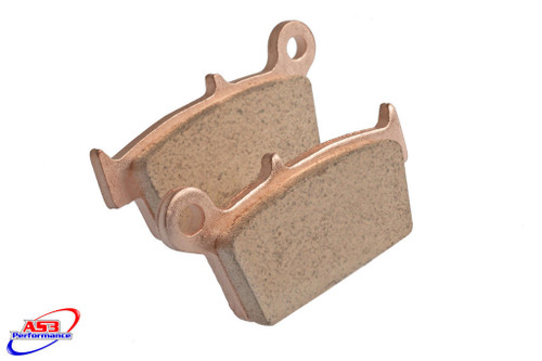 GAS GAS EC MC 200 250 300 350 450 515 00-11 AS3 RACING SINTERED REAR BRAKE PADS