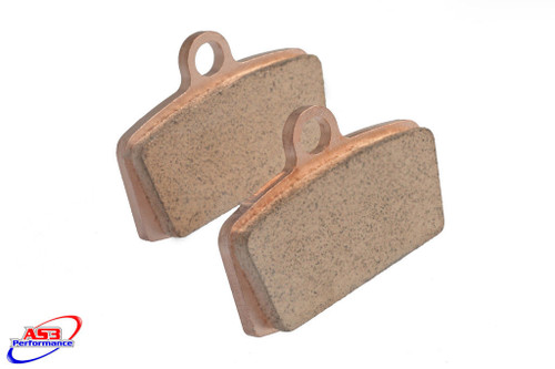HUSQVARNA TC 85 2014-2020 AS3 RACING SERIES SINTERED FRONT BRAKE PADS