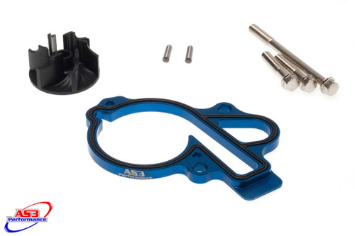 HUSABERG FE 450 501 2013-2014 AS3 OVERSIZED WATER PUMP IMPELLER COOLER KIT