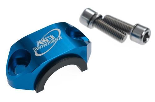 TM MX EN SM 125 144 250 300 450 530 ROTATING CLUTCH BRAKE CYLINDER BAR CLAMP BLUE