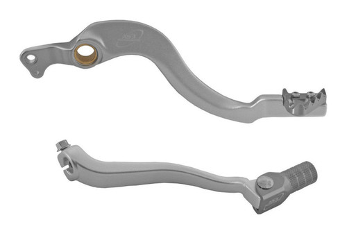 HONDA CRF 250 R 10-17 AS3 FACTORY SERIES FORGED REAR BRAKE PEDAL and GEAR LEVER