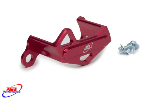 SUZUKI RM 125 250 2005-2008 RMZ 250 2007-2020 450 2005-2020 RMX 450 Z 2010-2020 REAR BRAKE CALIPER GUARD RED