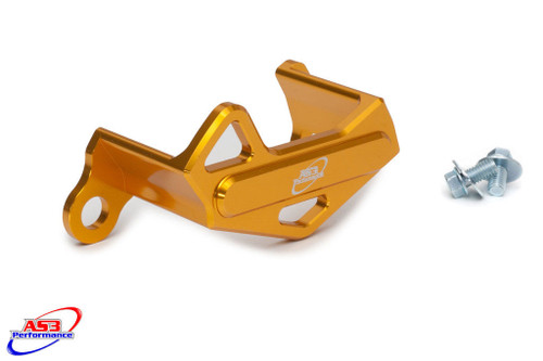 SUZUKI RM 125 250 2005-2008 RMZ 250 2007-2020 450 2005-2020 RMX 450 Z 2010-2020 REAR BRAKE CALIPER GUARD YELLOW
