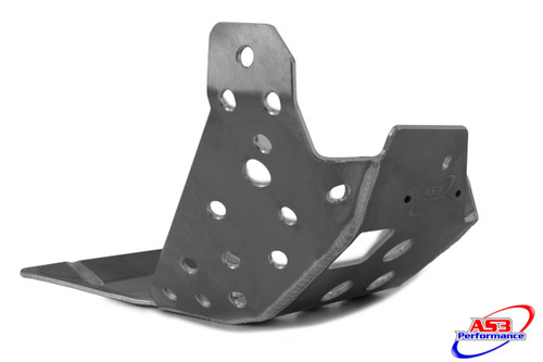 BETA 250 300 RR 2013-2017 AS3 ALUMINIUM SKID PLATE SUMP BASH GUARD