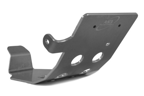 TM MX EN 125 144 2008-2015 AS3 ALUMINIUM SKID PLATE SUMP BASH GUARD