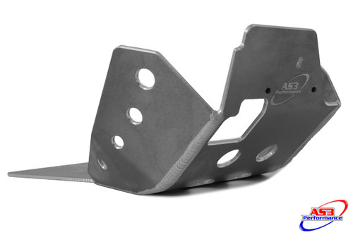 BETA 300 XTRAINER 2015-2018 AS3 ALUMINIUM SKID PLATE SUMP BASH GUARD