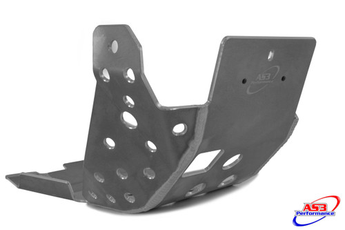BETA 250 300 RR 2018 AS3 ALUMINIUM SKID PLATE SUMP BASH GUARD