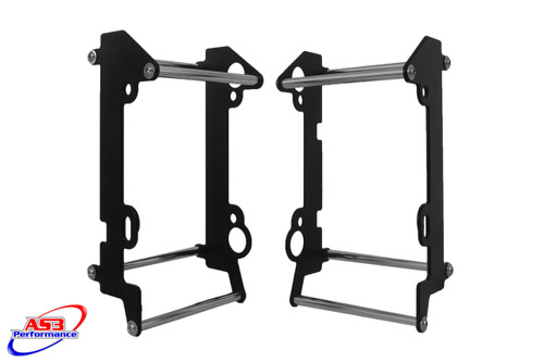 BETA 300 XTRAINER X-TRAINER 2015 AS3 RADIATOR RAD GUARDS BRACES
