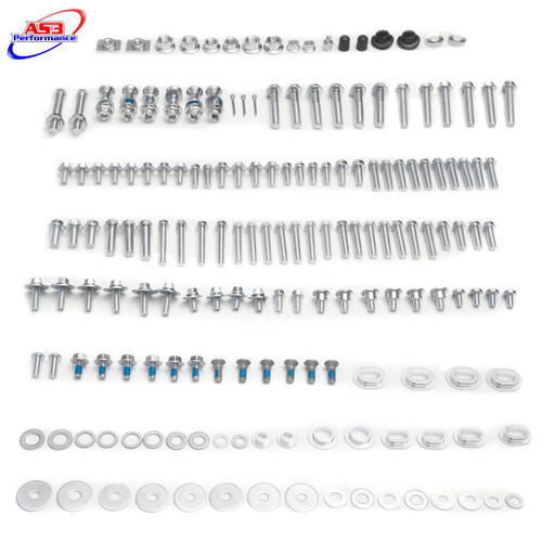 YAMAHA YZ 125 250 YZF YZ-F WRF 250 450 2005-2020 AS3 PRO-PACK BOLT KIT