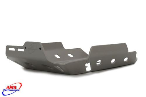 BMW R 1200 GS 13-17 R 1200 GS ADVENTURE 14-18 AS3 SKID PLATE SUMP BASH GUARD SILVER